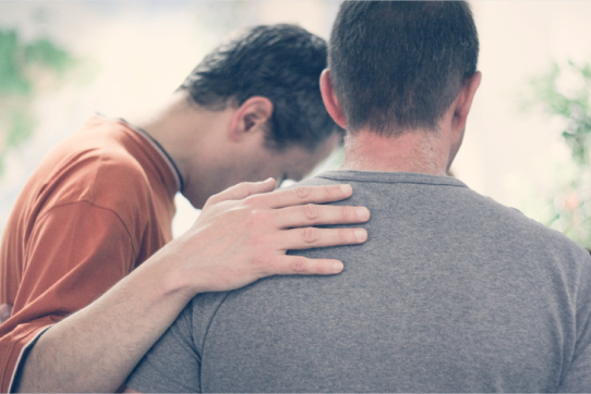 Praying Men Our Mission